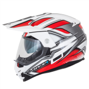 Spada Intrepid Mirage White/Red/Black